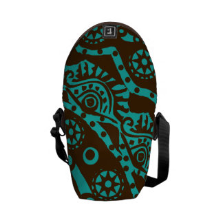 Vector Design Commuter Bag