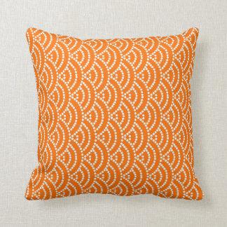 Vector Geometric design Throw Pillow