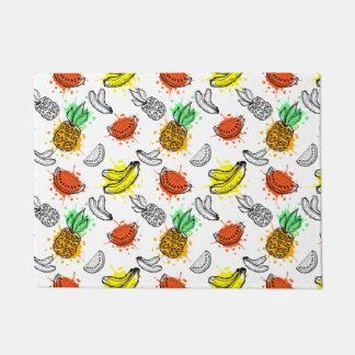 Vector Graphic Seamless Pattern Doormat
