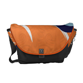Vector Graphics Messenger Bags