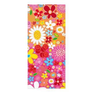 Vector_Heart_Flowers.ai Full Colour Rack Card