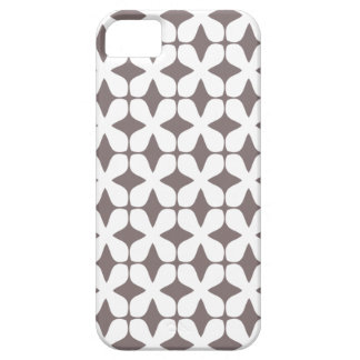 Vector Pattern Driftwood Brown iPhone 5 Case