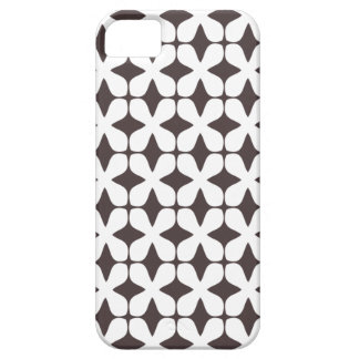 Vector Pattern French Roast Brown iPhone5 Case iPhone 5 Covers