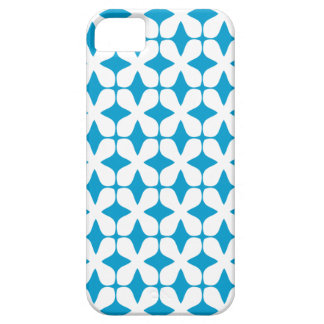 Vector Pattern Hawaiian Ocean Blue iPhone5 Case iPhone 5 Cover