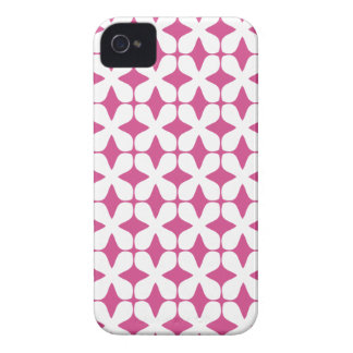 Vector Pattern Pink Flambe iPhone4S Case iPhone 4 Covers