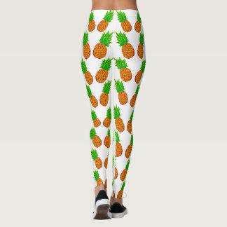 Vector Pineapple Leggings