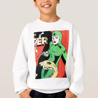 Veda the Cobra Woman Sweatshirt
