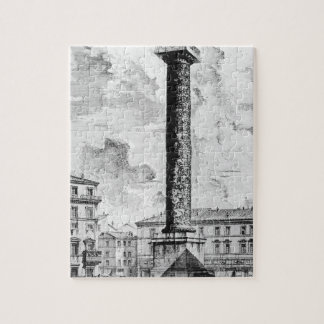 Vedute di Roma by Giovanni Battista Piranesi Jigsaw Puzzle