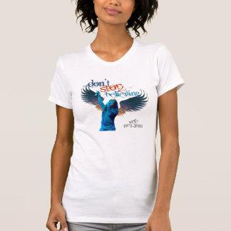 Vee Don't Stop Believing T-Shirt