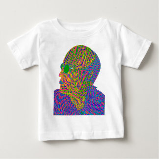 Veer Savarkar Psychedelic Baby T-Shirt