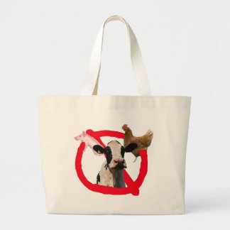Veg Lovers Large Tote Bag