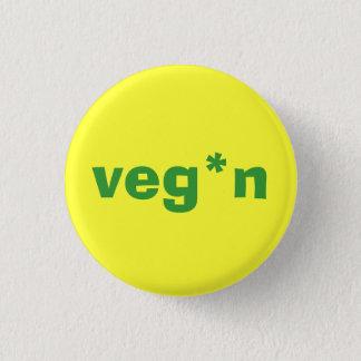 veg*n small button