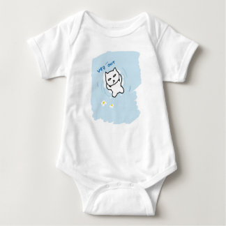 veg out baby baby bodysuit