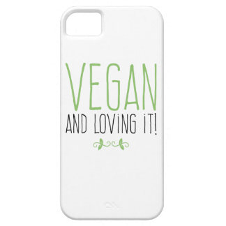 Vegan and loving it! iPhone 5 covers