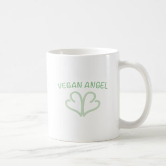 """VEGAN-ANGEL"" COFFEE MUG"