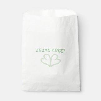 """VEGAN ANGEL"" FAVOUR BAG"