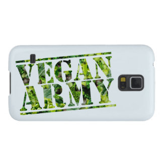 VEGAN ARMY GALAXY S5 CASE