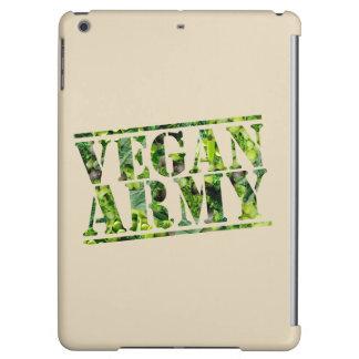 VEGAN ARMY iPad AIR CASE