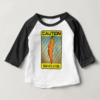 VEGAN ATTITUDE BABY T-Shirt