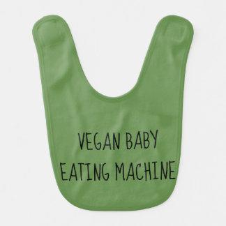 Vegan baby bib