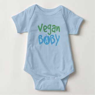 Vegan Baby Boy Infant Creeper