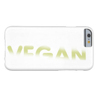 VEGAN BARELY THERE iPhone 6 CASE