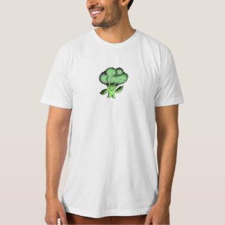 Vegan Bob Organic Broccoli T Shirt