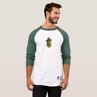 Vegan Bob Vegan Love El Vegancado Baseball Shirt