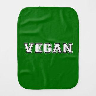 Vegan Burp Cloth