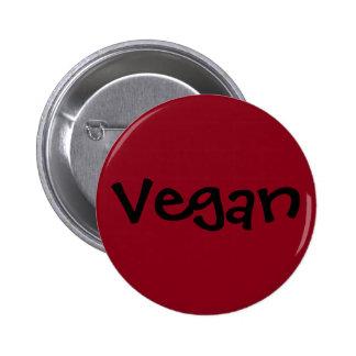 Vegan Pinback Button