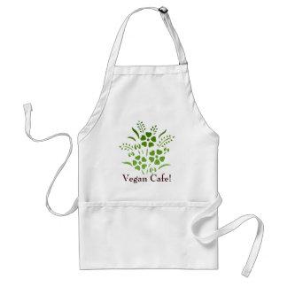 Vegan Cafe! Standard Apron
