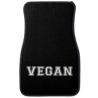 Vegan Car Mat