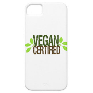 Vegan Certified iPhone 5 Covers