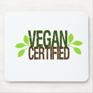 Vegan Certified Mouse Pad