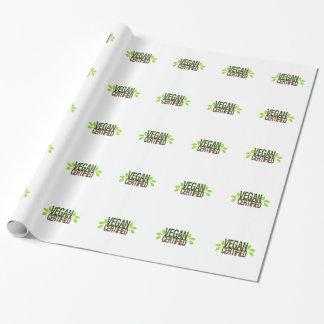 Vegan Certified Wrapping Paper