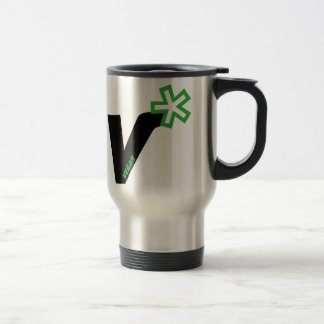 Vegan Coffee Travel  Mug