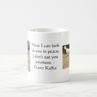Vegan Compassion Inspirational Quote Coffee Mug