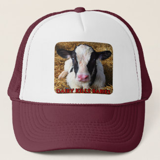 Vegan dairy kills babies hat