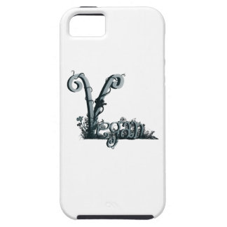 vegan design iPhone 5 case