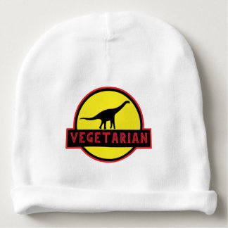 Vegan Dinosaur Hat by Mini Brothers Baby Beanie