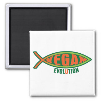 Vegan Evolution Magnet