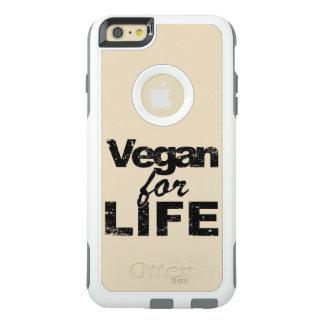 Vegan for LIFE (blk) OtterBox iPhone 6/6s Plus Case
