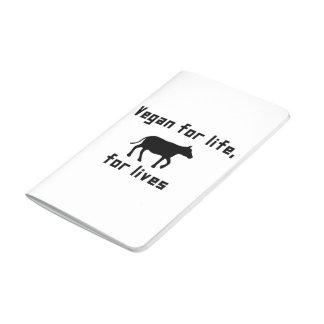 Vegan for life journal
