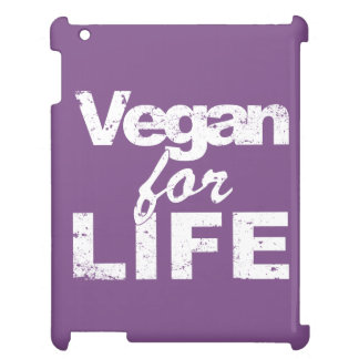 Vegan for LIFE (wht) Case For The iPad