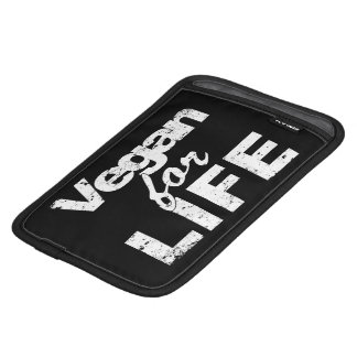 Vegan for LIFE (wht) iPad Mini Sleeve