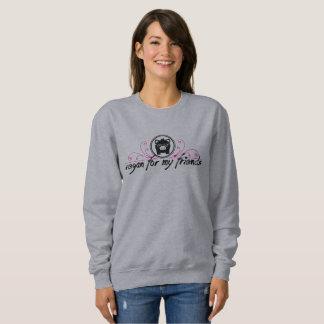 Vegan For My Friends Sweatshirt