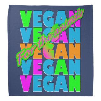 Vegan for the Animals - Pillow Bandana