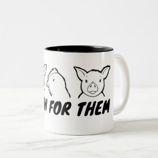 Vegan For Them - Mug