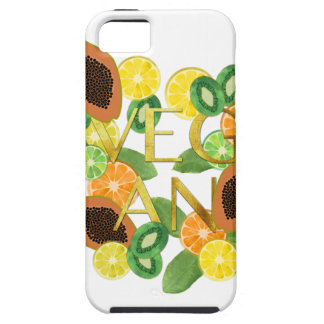 Vegan fruit case for the iPhone 5