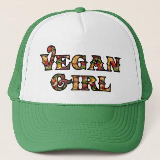 Vegan Girl Trucker Hat